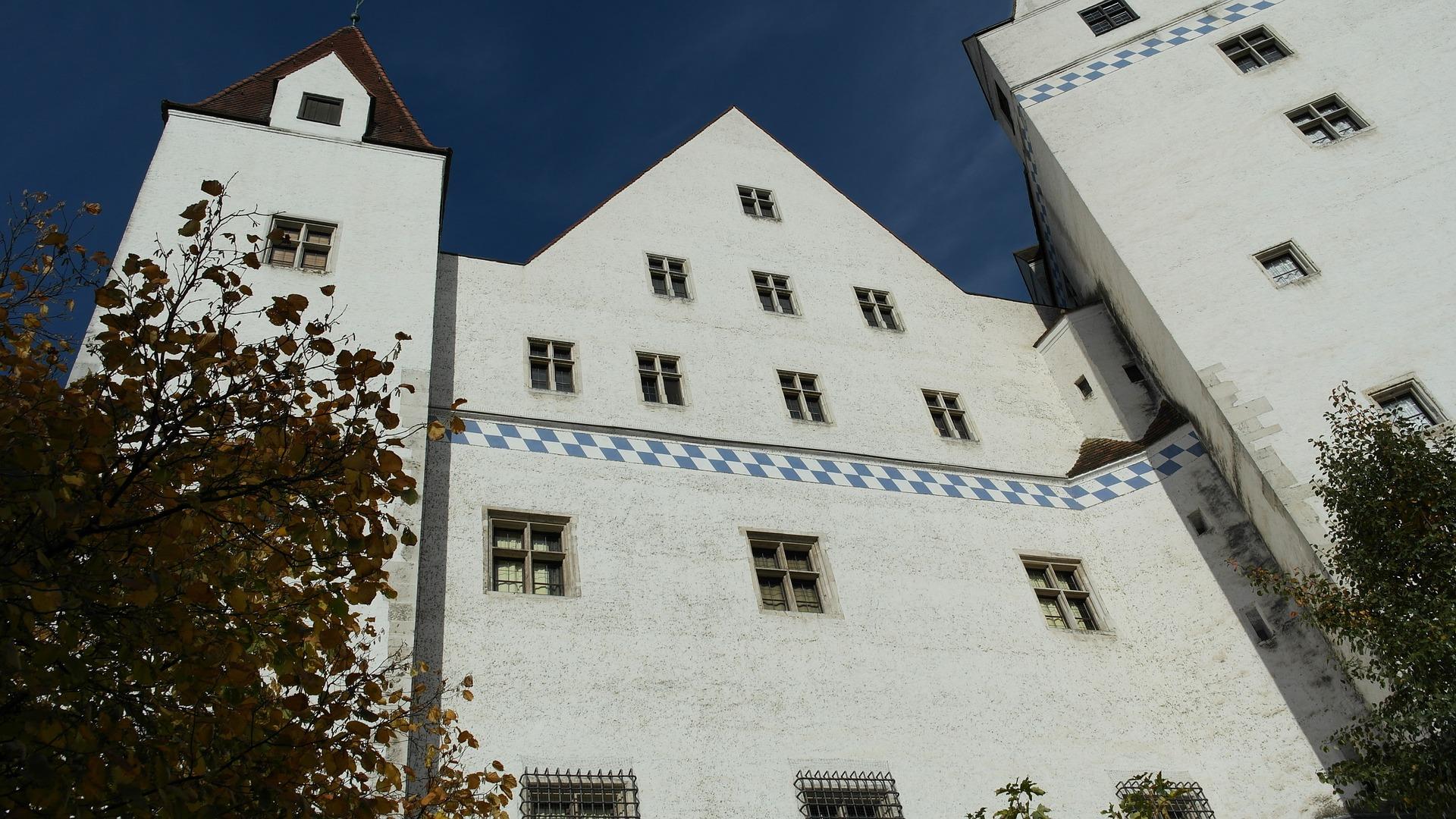 Das Bild zeigt ein Haus in Ingolstadt.