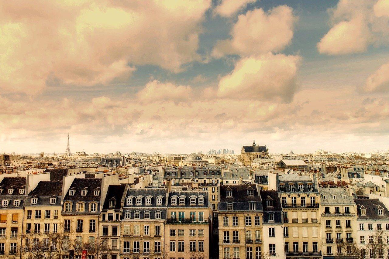 Paris mit den Augen Kurt Tucholskys gesehen